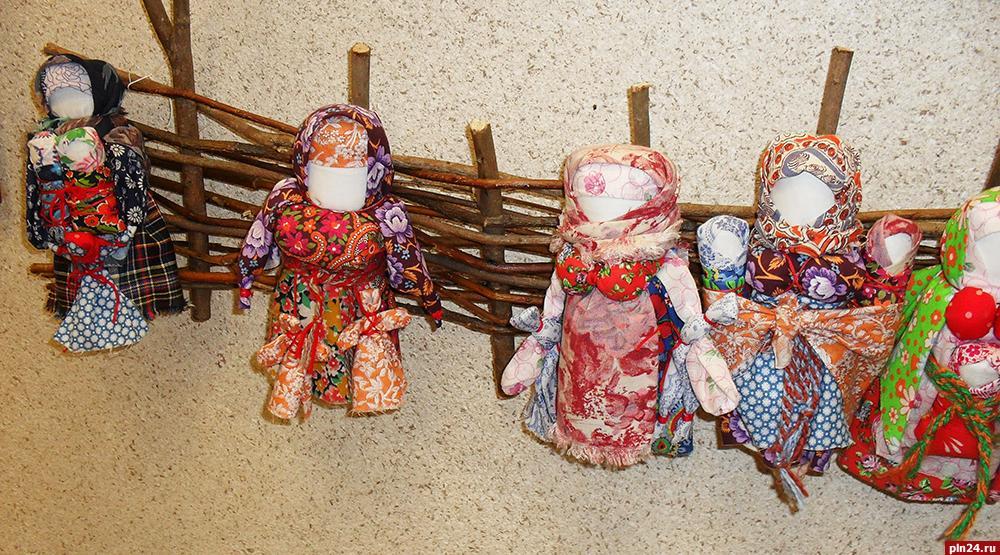 Кукла своими руками в русских традициях 10