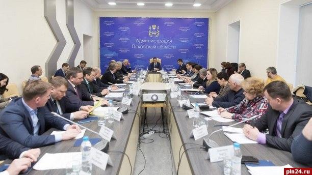 Инновационный проект по термоутилизации отходов в Псковской области представлен рабочей группе по обращению с ТКО