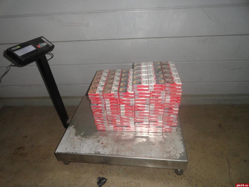 незаконное перемещение табачных изделий
