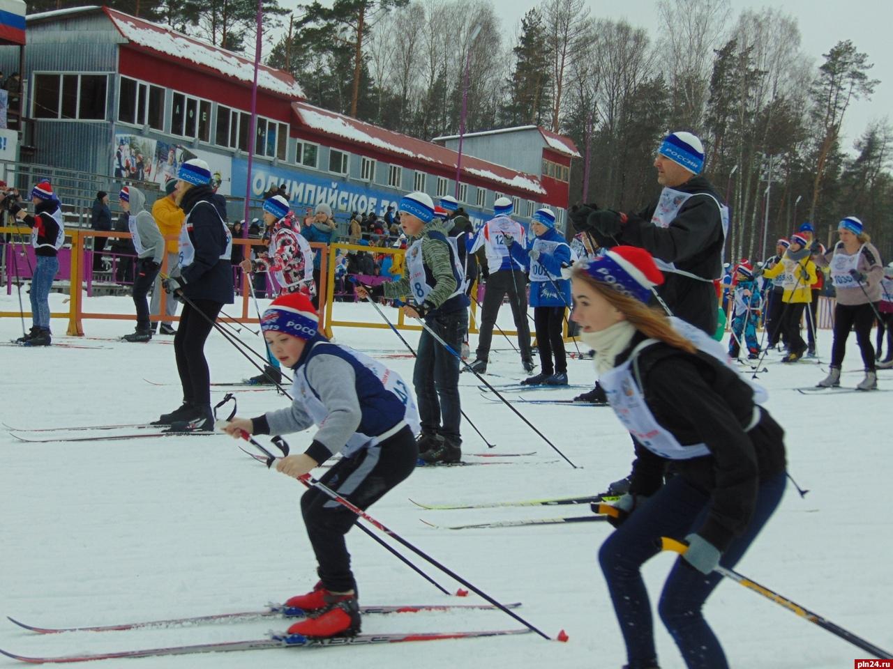 Соревнования по лыжным гонкам пройдут в феврале в Островском районе